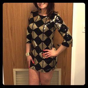 Sparkly Club Dress!